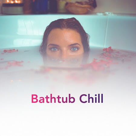 Bathtub Chill Playlist Art