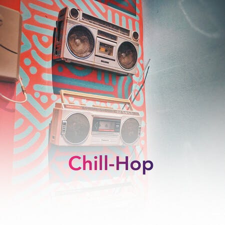 Chill-Hop Playlist Art