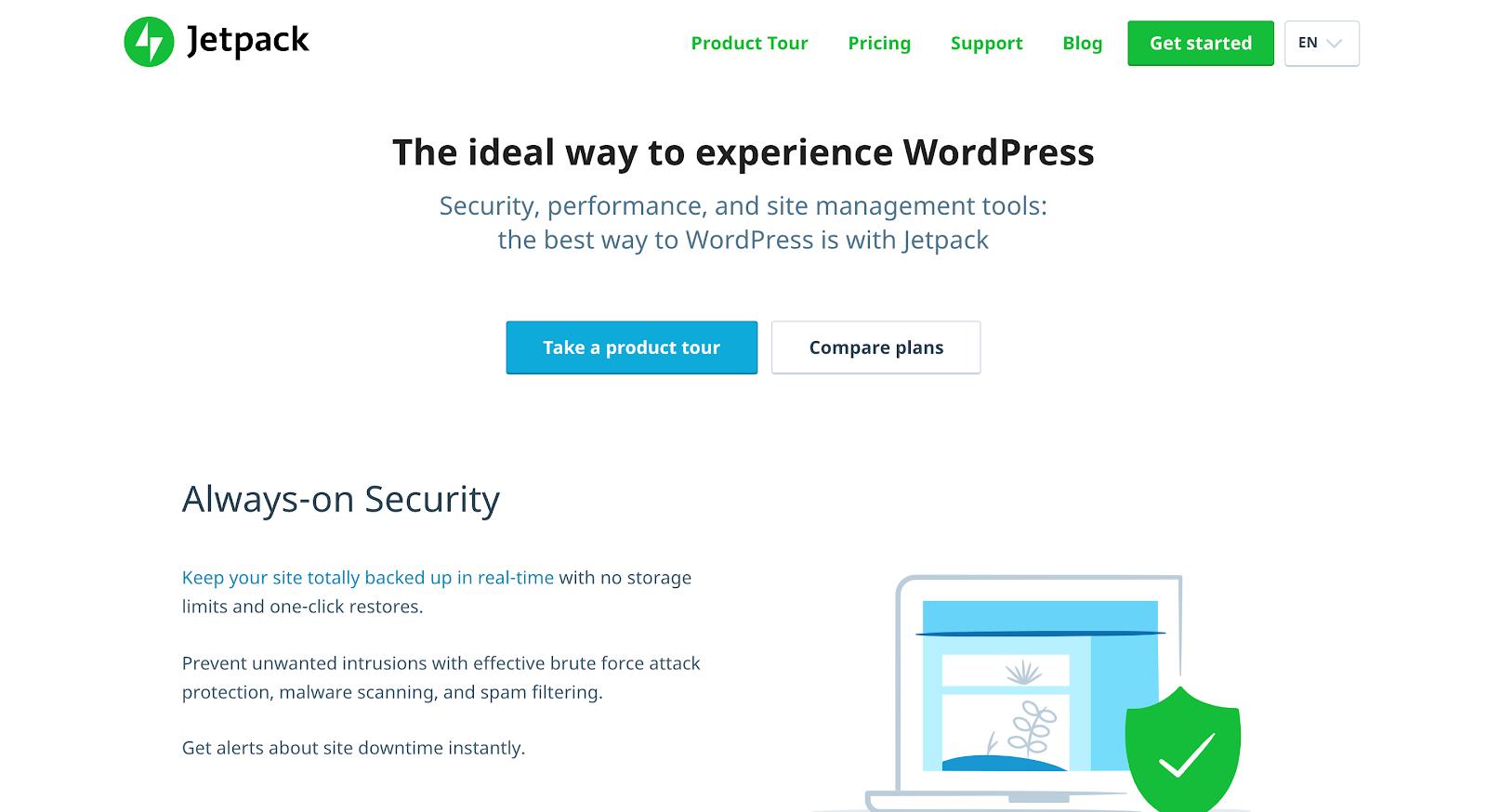 Jetpack video hosting