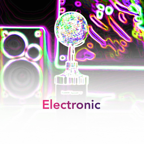 Electronic Podcast Playlist