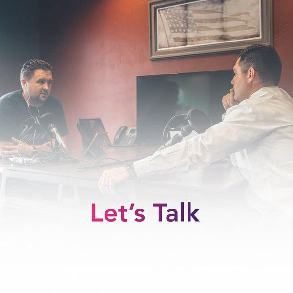 Let's Talk Podcast Playlist