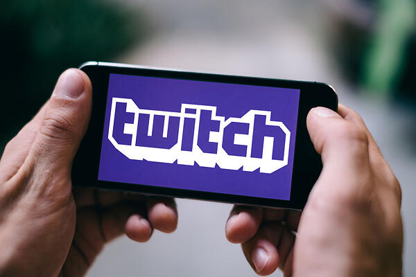 Twitch and YouTube Music