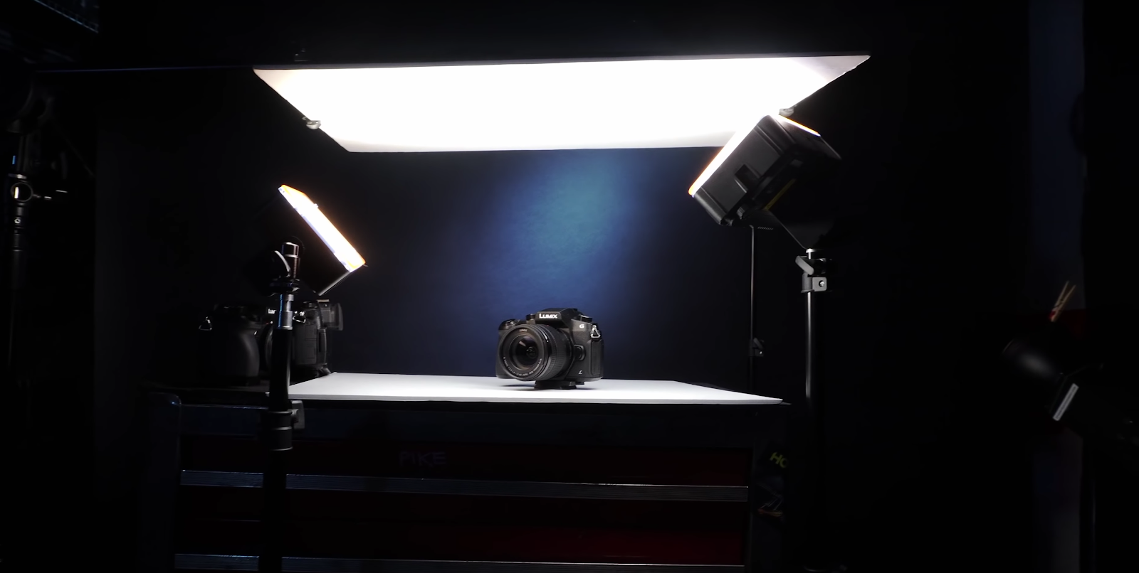 Reflectors for video lighting