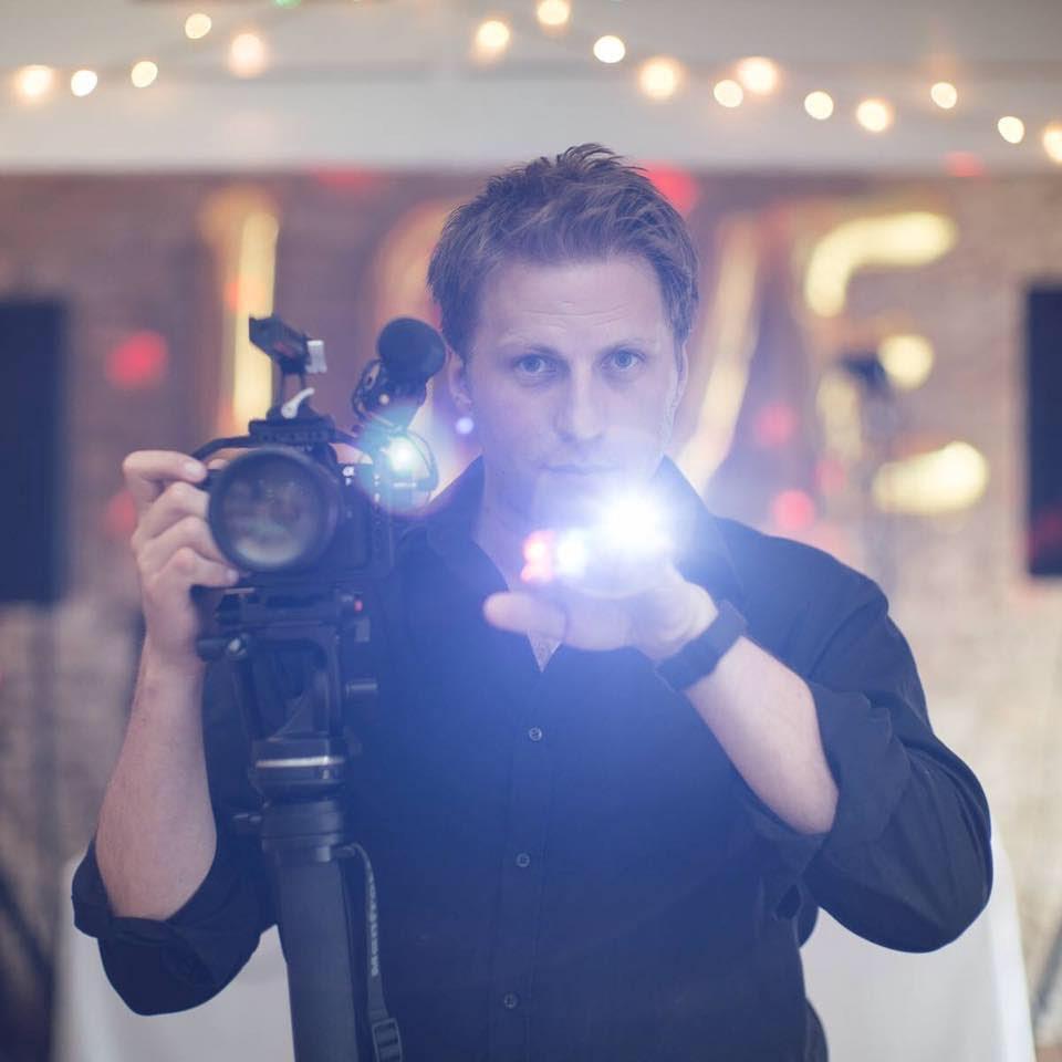 Ben Bruton-Cox and Camera