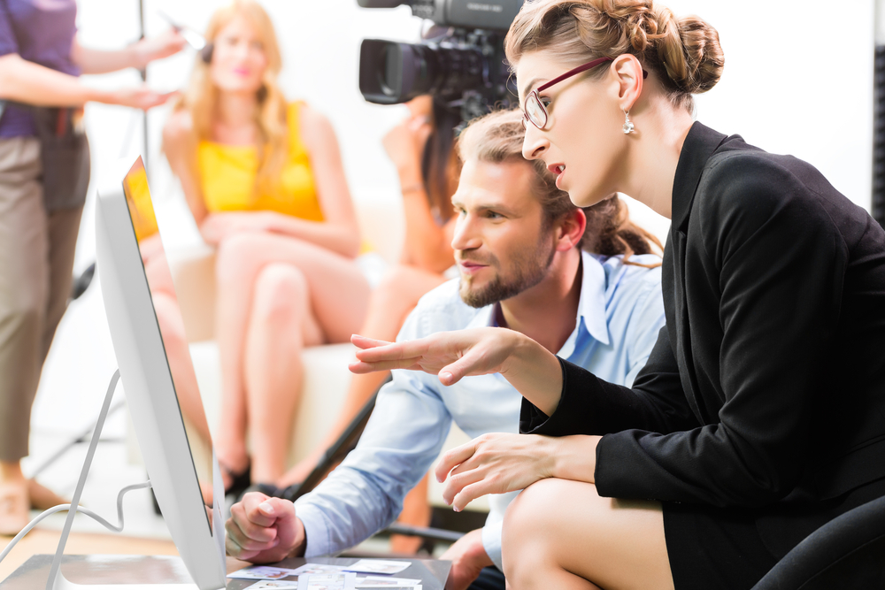 Advertisers-shooting-a-corporate-video