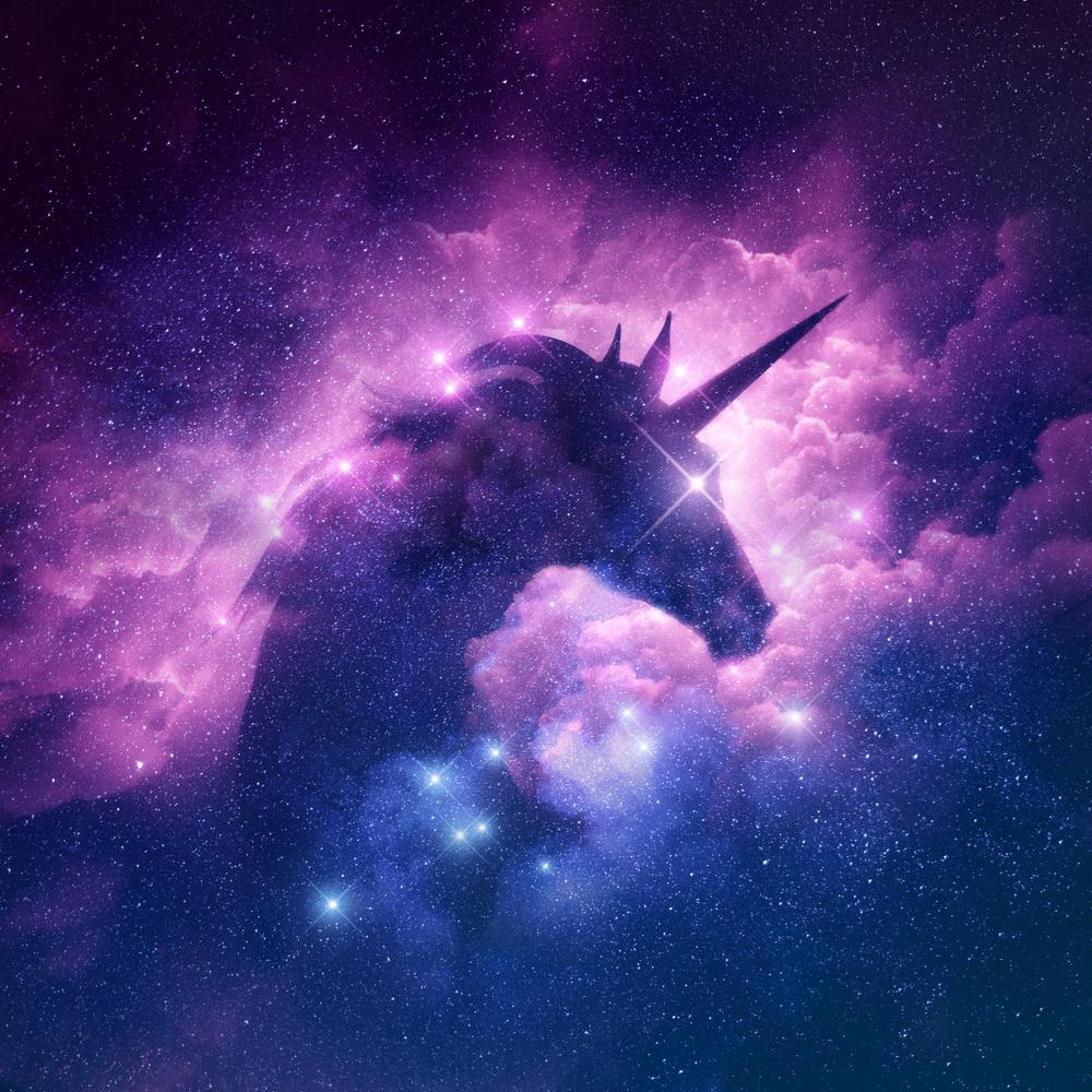 Unicorn-silhouette-in-the-sky