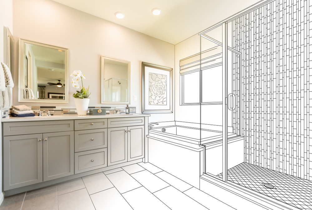 Merged-image-of-plans-for-master-bath-remodel-with-completed-remodel