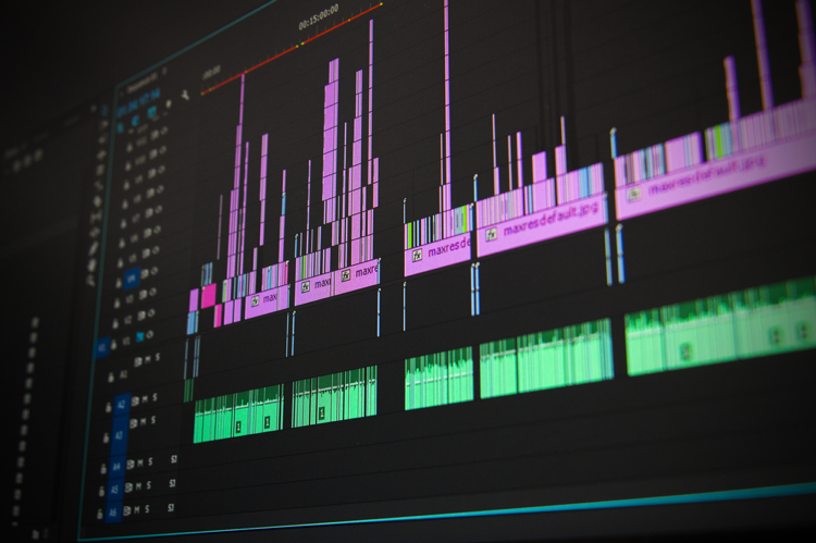 Timelines-on-video-editing-software