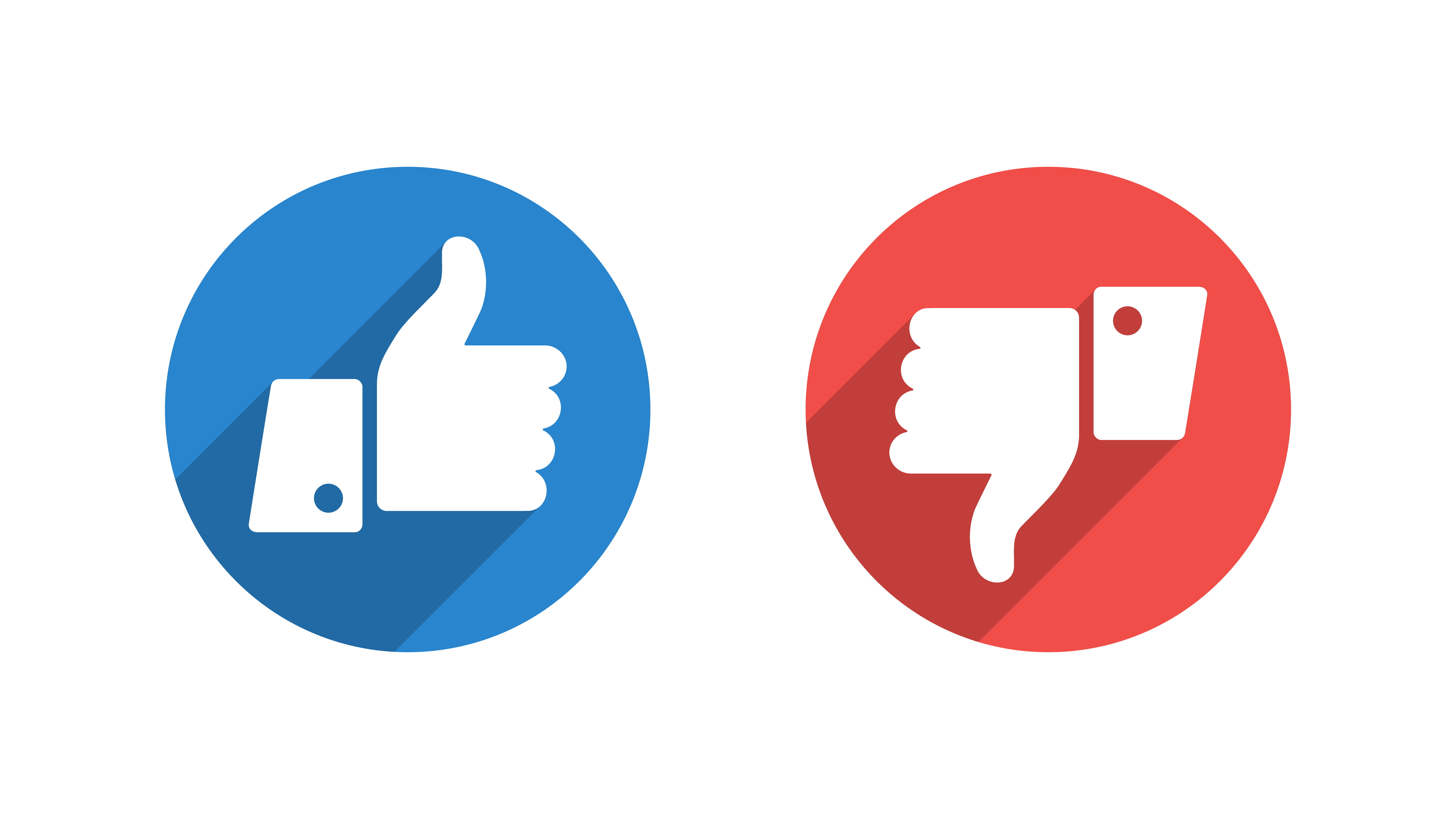 Thumbs-up-and-thumbs-down-icons-like-YouTube-like-and-dislike-buttons
