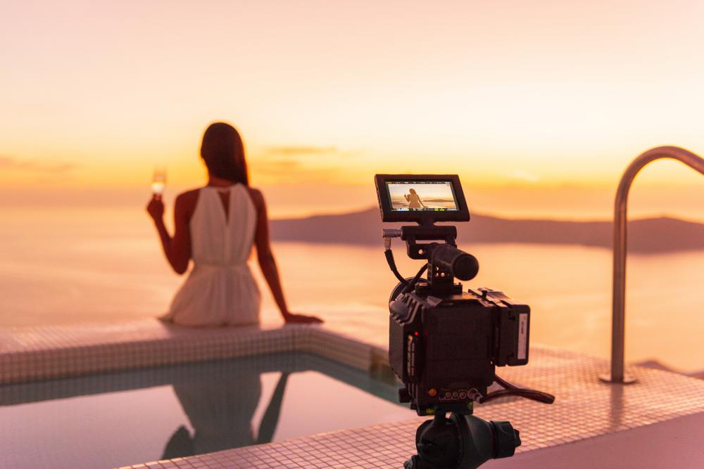 videographer-filming-woman-actress